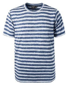 Men's Ombre Stripe Novelty Tee