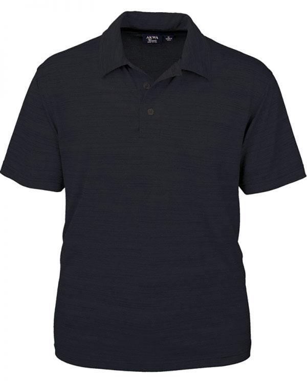 Men's Tiger Stripe Jersey Polo