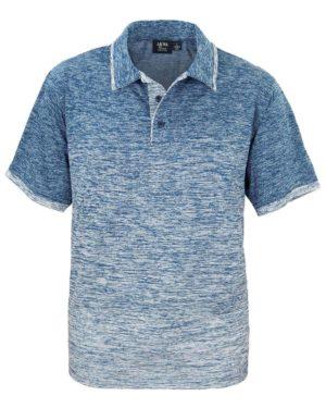 Men's Ombre Jersey Polo