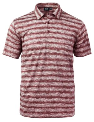 Men's Ombre Stripe Tee