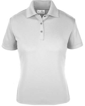 Ladies' Moisture Wicking Polo