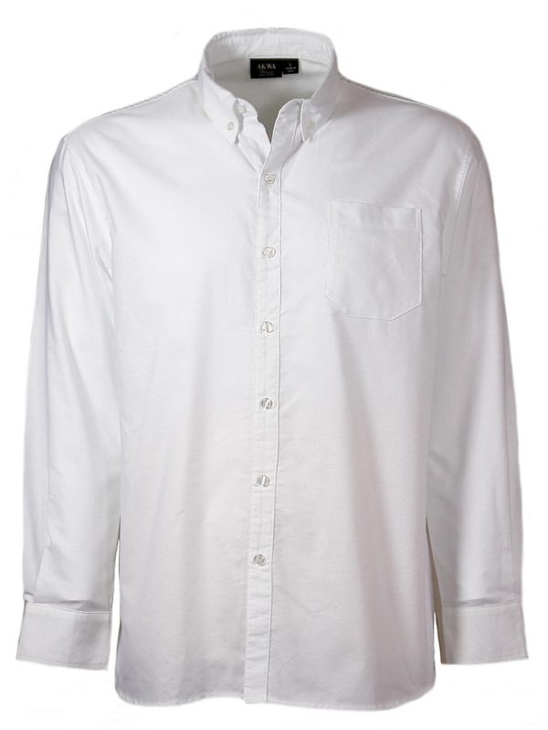 Men's Oxford Dress Shirt