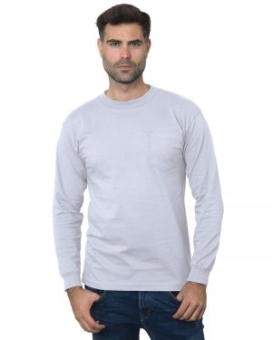 Union Heavyweight Long Sleeve Pocket T Shirt
