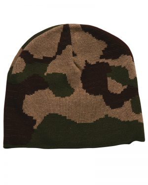 Camouflage Beanie