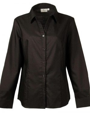 Ladies' Oxford Dress Shirt