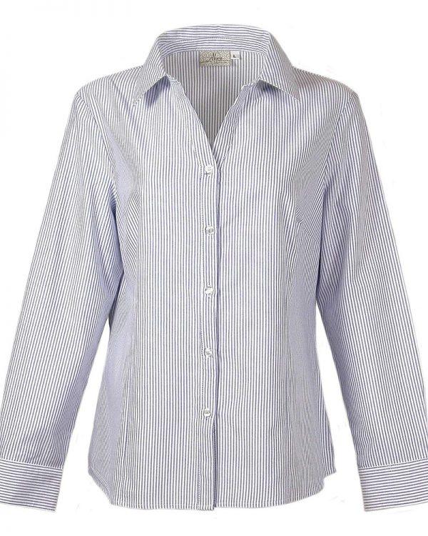 Ladies' Oxford Dress Shirt