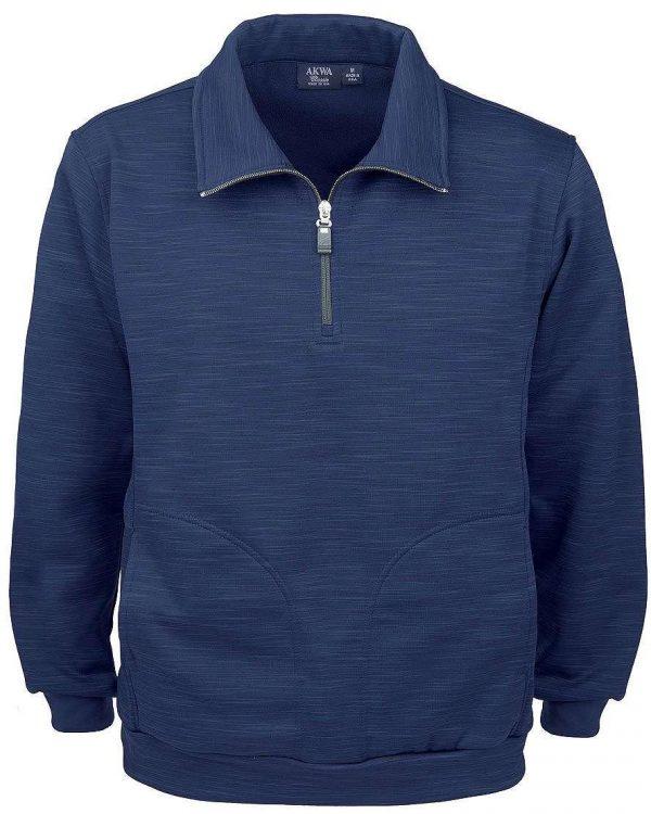 Tiger Stripe Fleece Men's Full Zip Jacket