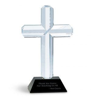 Crystal Cross Award