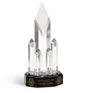 Crystal Rising Diamond Award