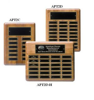 Eclipse Series Perpetual Plaque