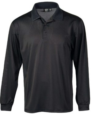 Aqua Dry Polo Long Sleeve
