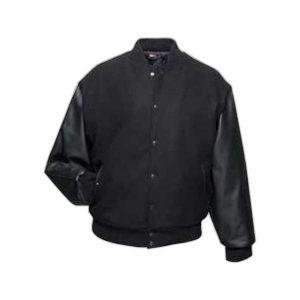 Tacoma Wool & Leather Jacket